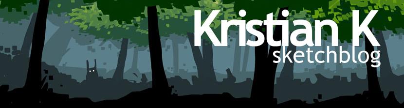 KristianK sketchblog