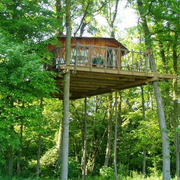 La casa sull 39 albero idea arredo - Costruire casa sull albero ...
