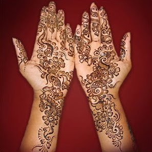 Sanaa: Beautiful Mehndi Designs