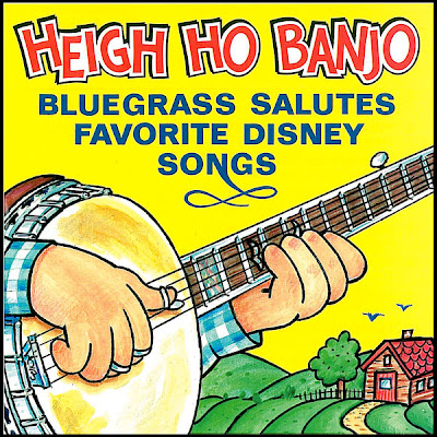 Heigh Ho Banjo Cruella de Vil Strange Things Offbeat Disney Music