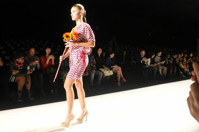 world mastercard fashion week, tatsuaki
