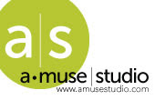 Click on the business card if you want to check out my A Muse Studio website