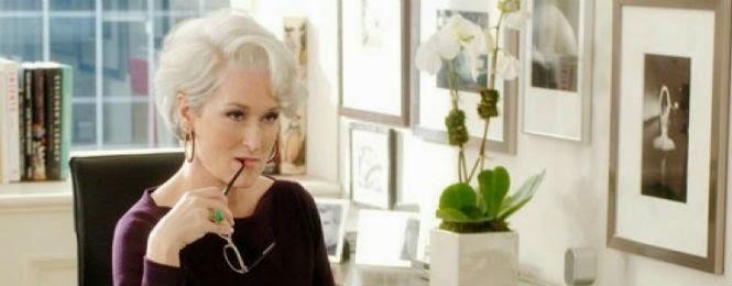 Miranda Priestly, uma chefe que ninguém merece