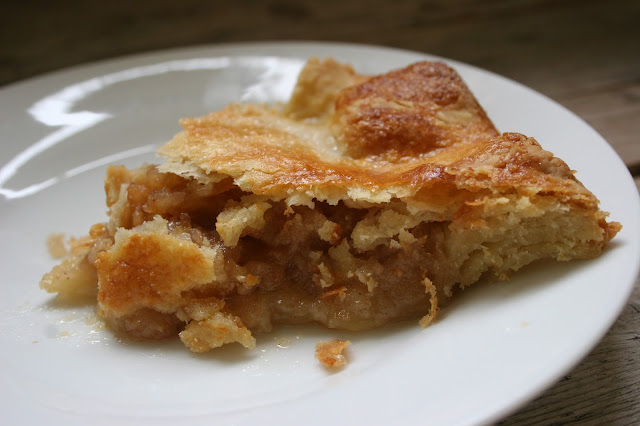 Cracker Pie a.k.a. Mock Apple Pie