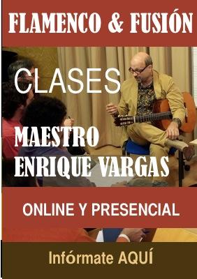 Clases de Guitarra con Enrique Vargas