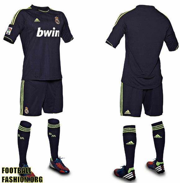 Kostum Jersey Real Madrid Tandang Away 1 2012 2013 | Genuardis Portal