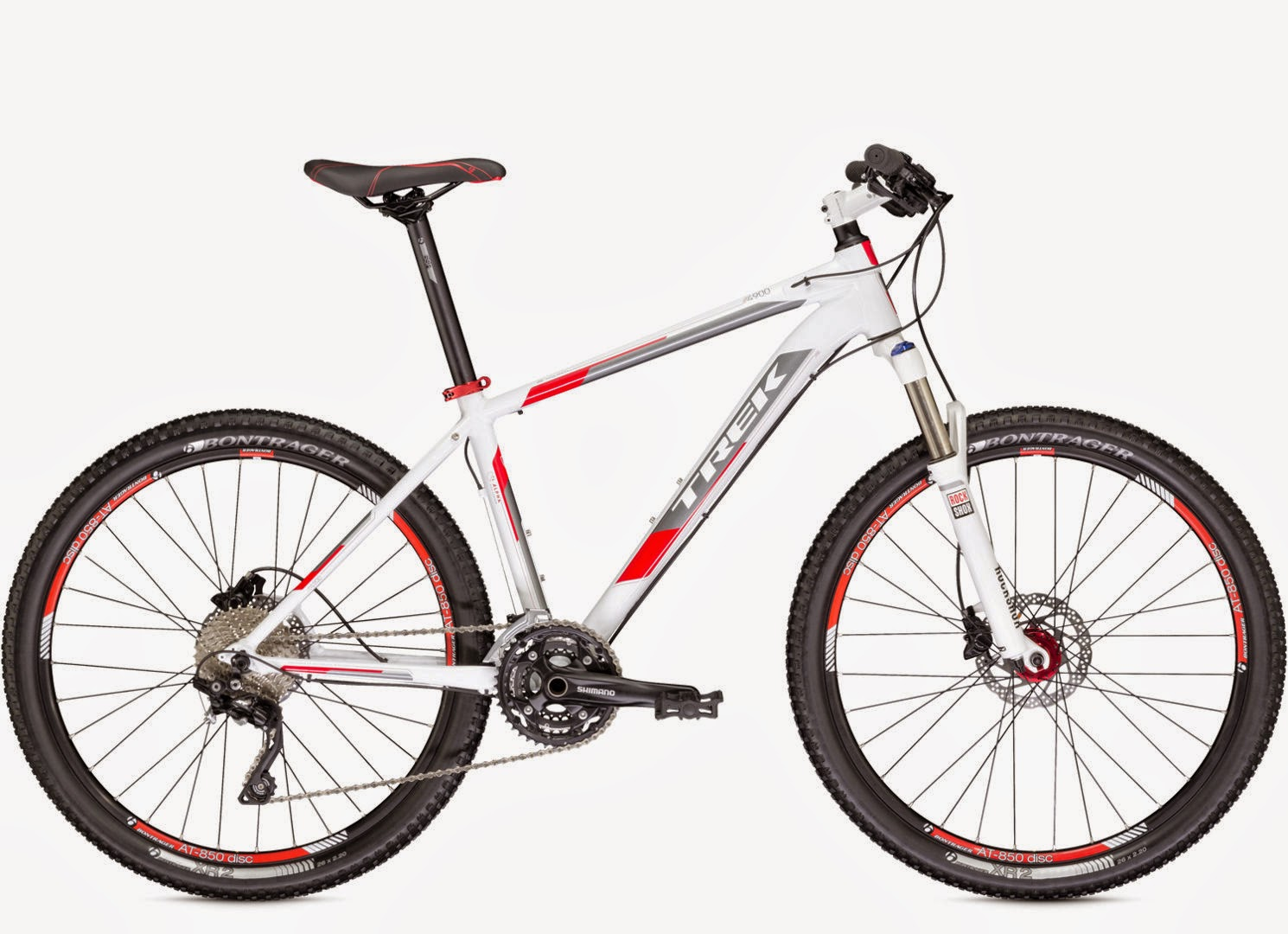 Trek 4900 Disc 2010 Mountain Bike | MOUNTAIN BIKES | Evans Cycles