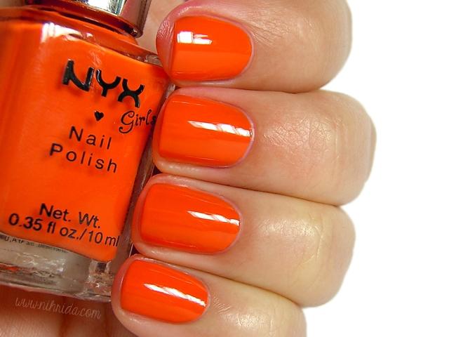 NYX Girls - Fruity Punch