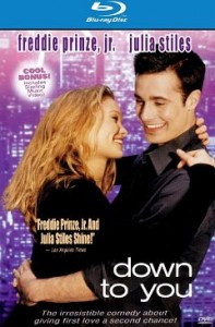 Down to You (2000) BRRip 650MB MKV