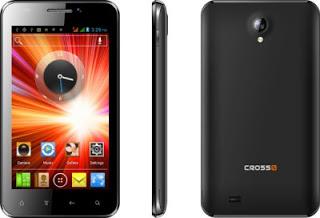 Harga HP Cross Android Terbaru 2013