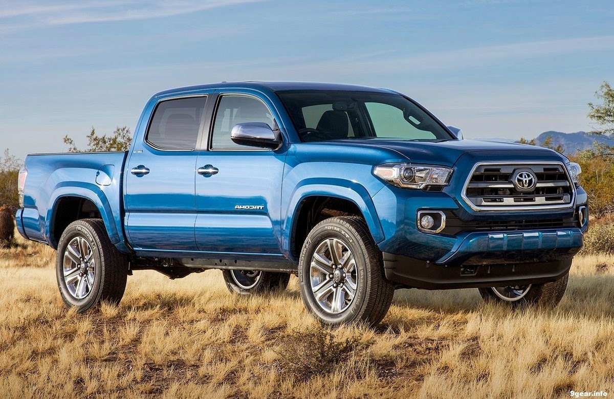 2016 toyota tacoma pickup truck first look car reviews. Black Bedroom Furniture Sets. Home Design Ideas