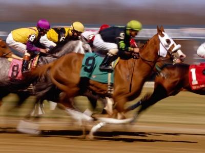 Que significa soñar con carrera de caballos