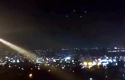 UFO's Keep Strict Formation Above Mexico 2015, UFO Sightings