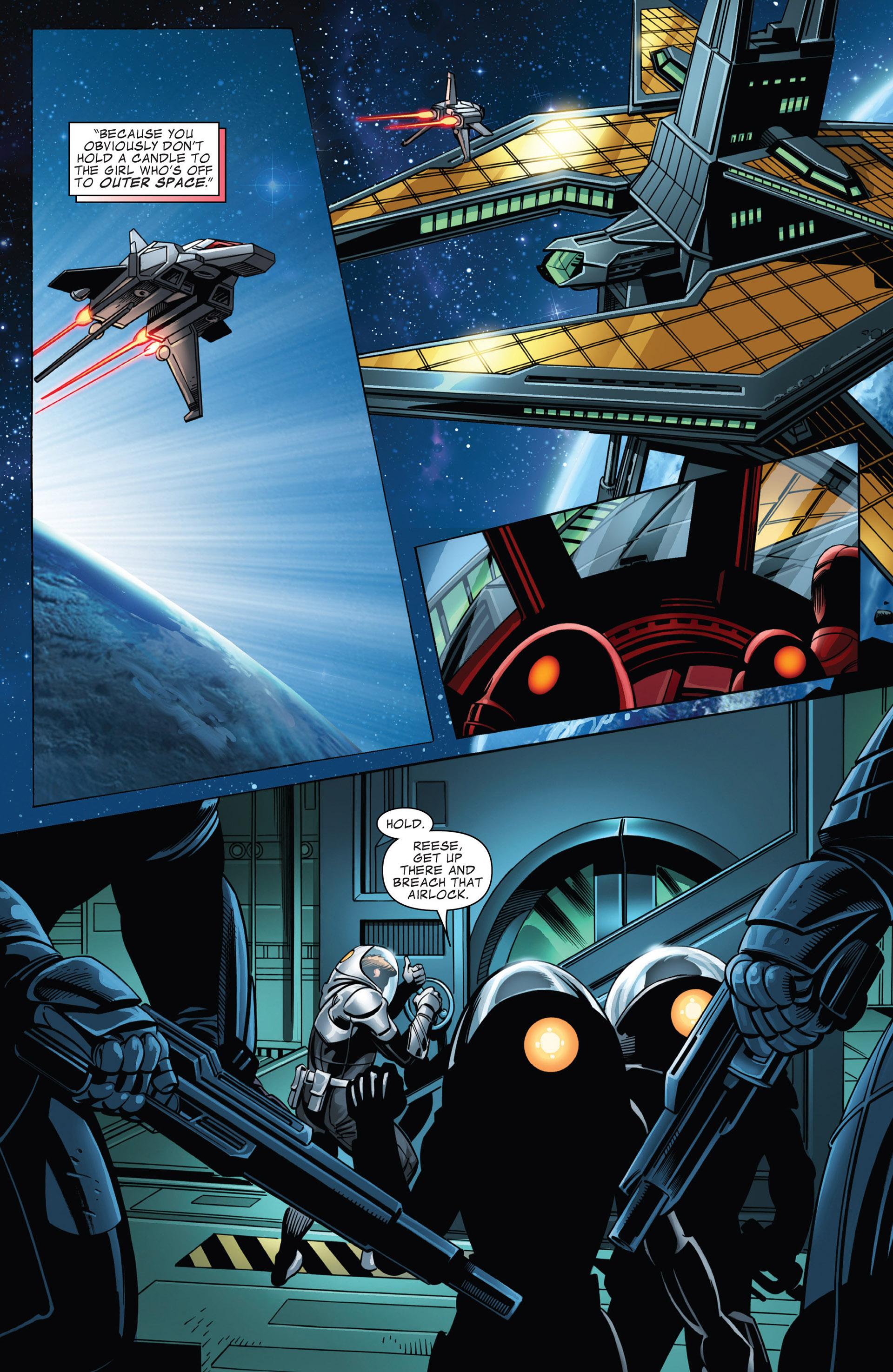 Captain America (2011) Issue #17 #17 - English 14