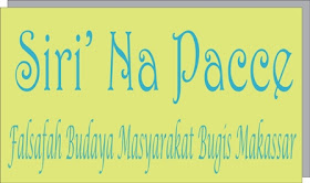 Budaya Bugis Makassar Budaya Siri' Na Pacce
