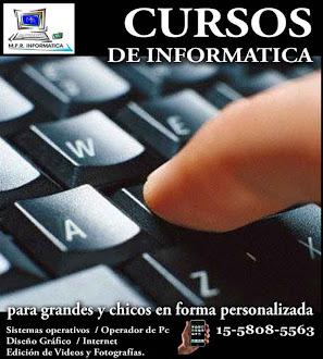 CURSOS DE INFORMATICA MFR
