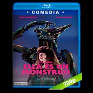 Ella es un monstruo (2016) BRRip 720p Audio Dual Latino-Ingles