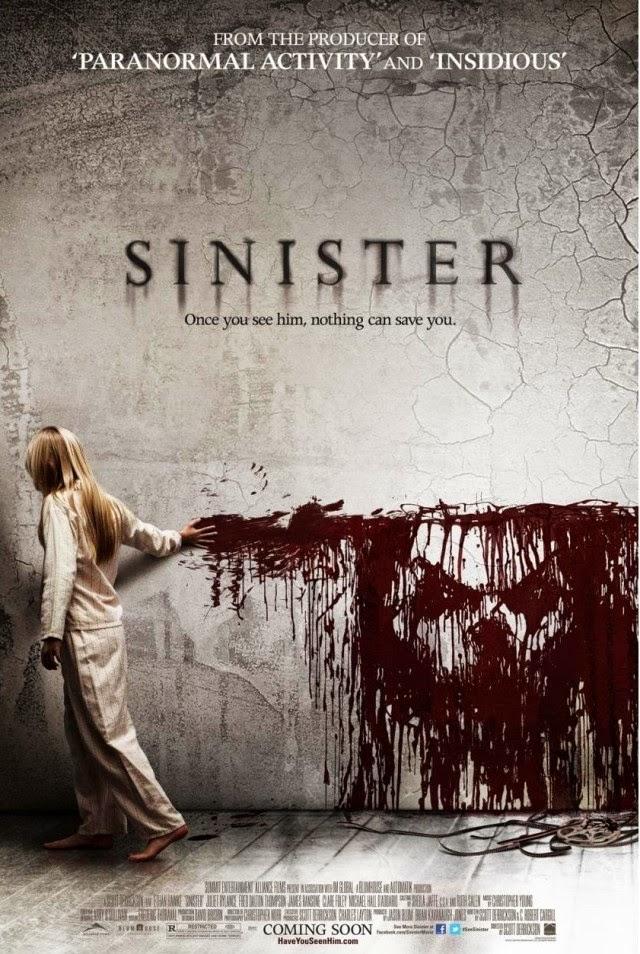 Sinister (Siniestro) La película