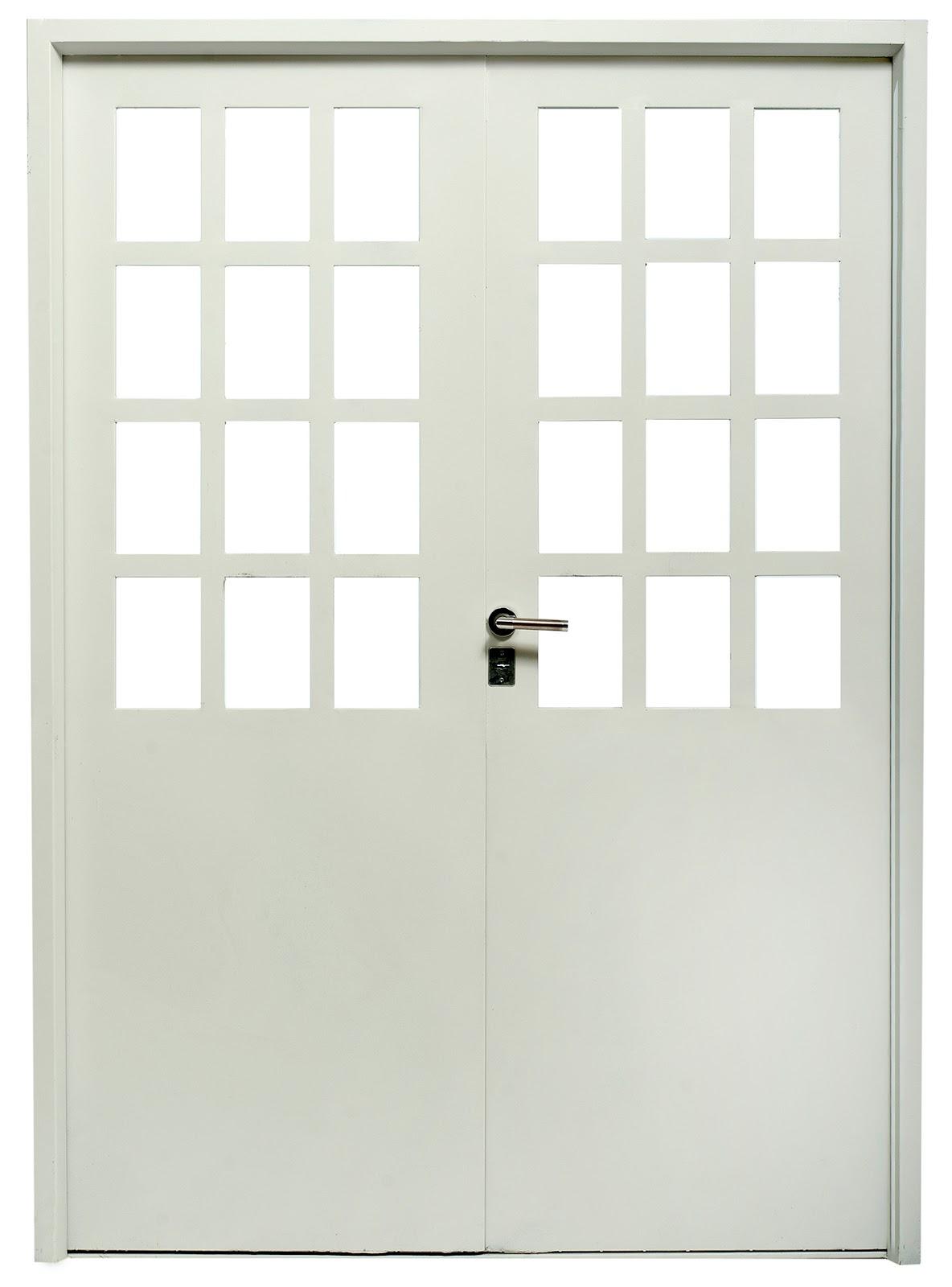 Aberturas placa norte - Puertas de aluminio doble hoja ...