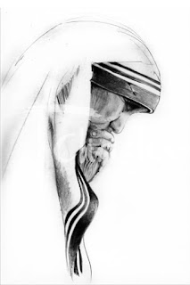 ad, ameedarji, Positivity, Peace, Happiness, PositiveChange, MotherTeresa, Saint, Religion,
