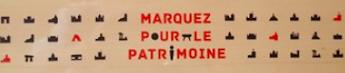 Marquez pour le patrimoine