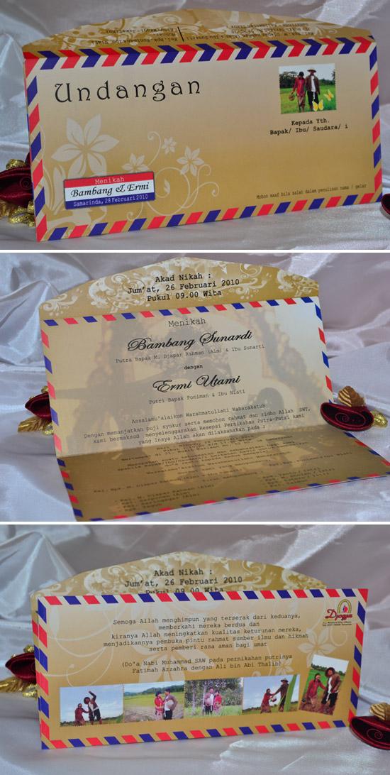 label undangan unik cara membuatnya mesinpercetakan com label undangan ...