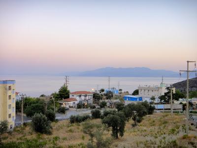 Beach Resort Town of Kusadasi Turkey