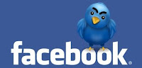 Facebook dan Twitter  Tidak Laku di Jepang?