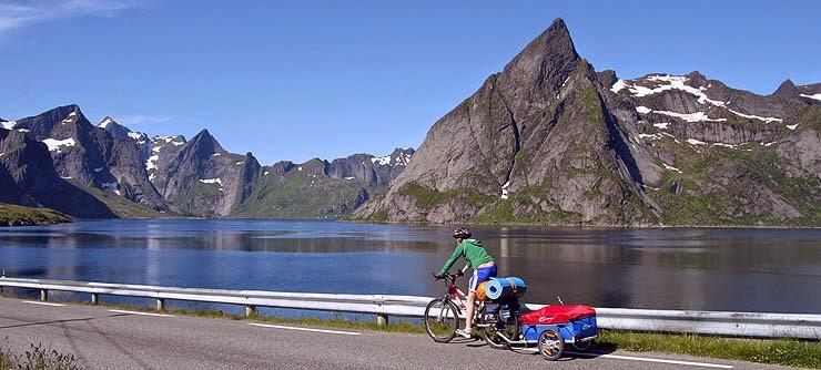 Aventuras en las Islas Lofoten, Noruega