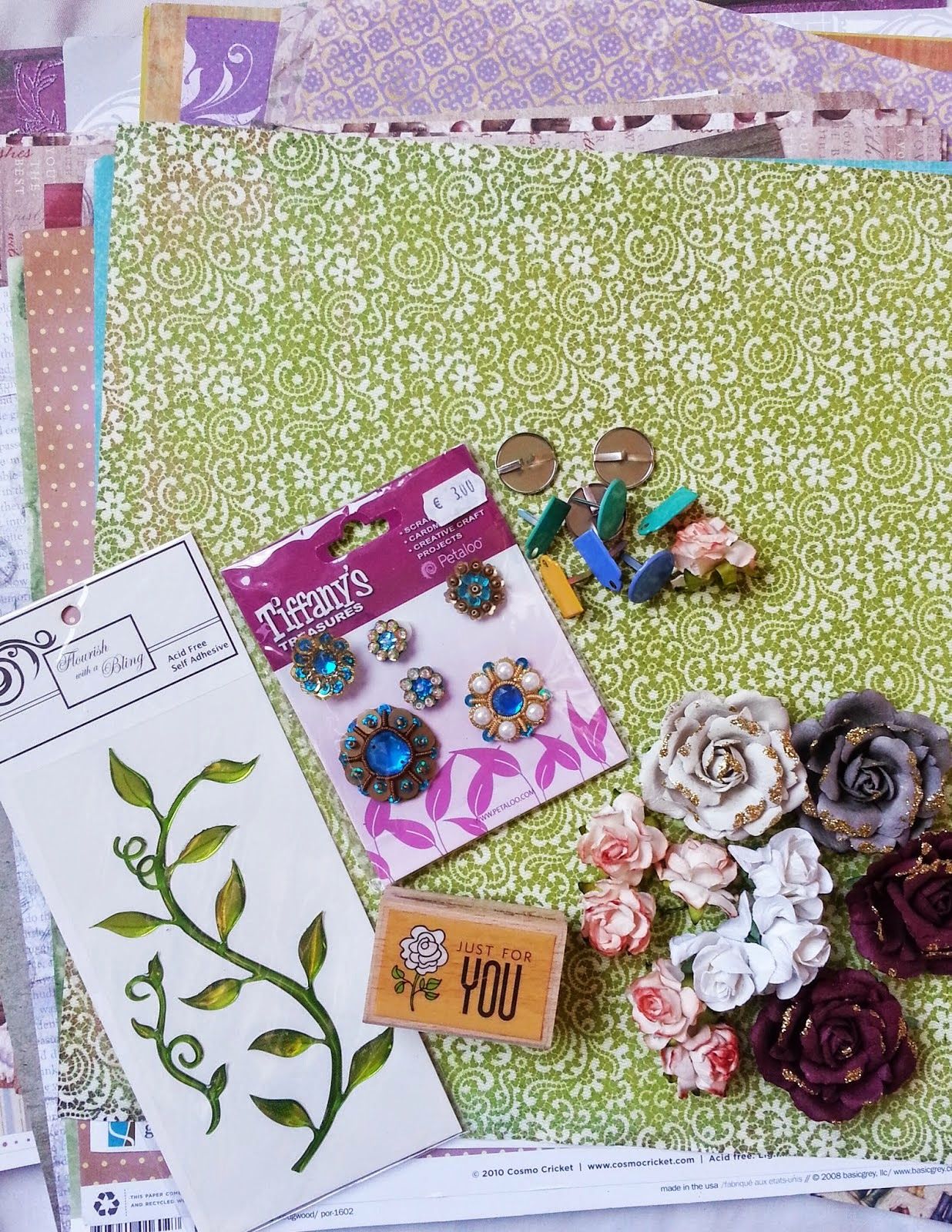 Sorteo en Little Scrap World