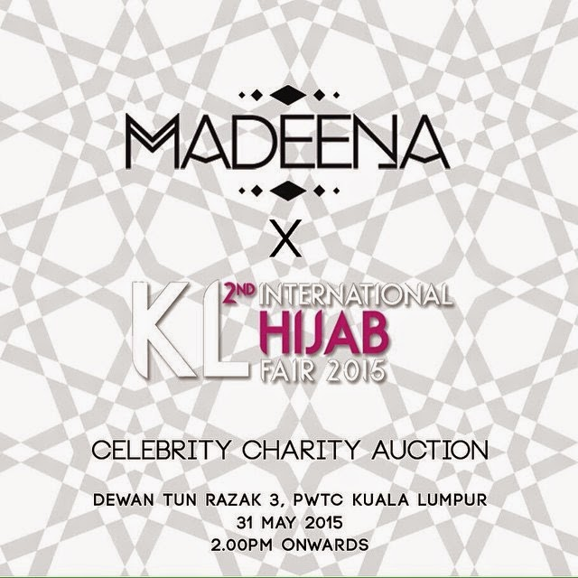 Kuala Lumpur International Hijab Fair 2015