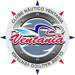 Logo para Clube Náutico Ventania