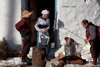 "Don Quijote en ""La Rosa del Azafrán"""