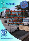 "III Aniversario Área Autocaravanas ""O Mundil"""