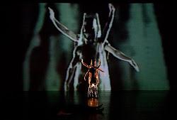 NightShift - Mise en Scène Bianca Casady, Chorégraphie Biño Sauitzvy - Donaufestival