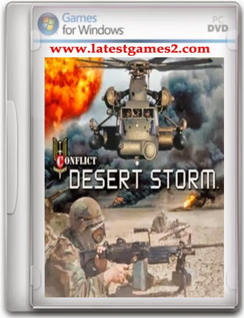 conflict desert storm 1 pc game free