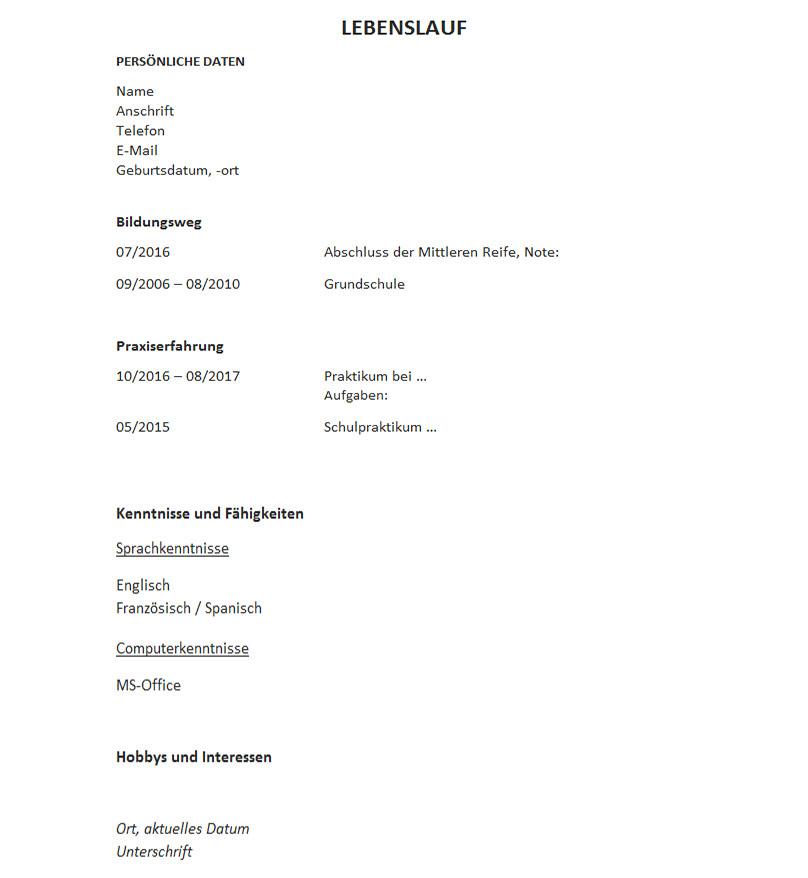 Charmant Job Bewertungsformular Vorlage Ideen - Entry Level Resume ...