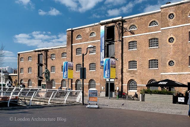 Museum Of London In Docklands