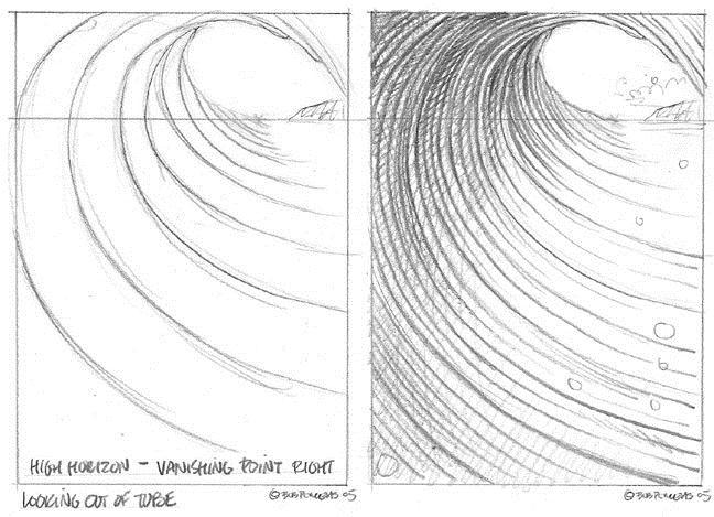 how to make a cartoon strip step by step