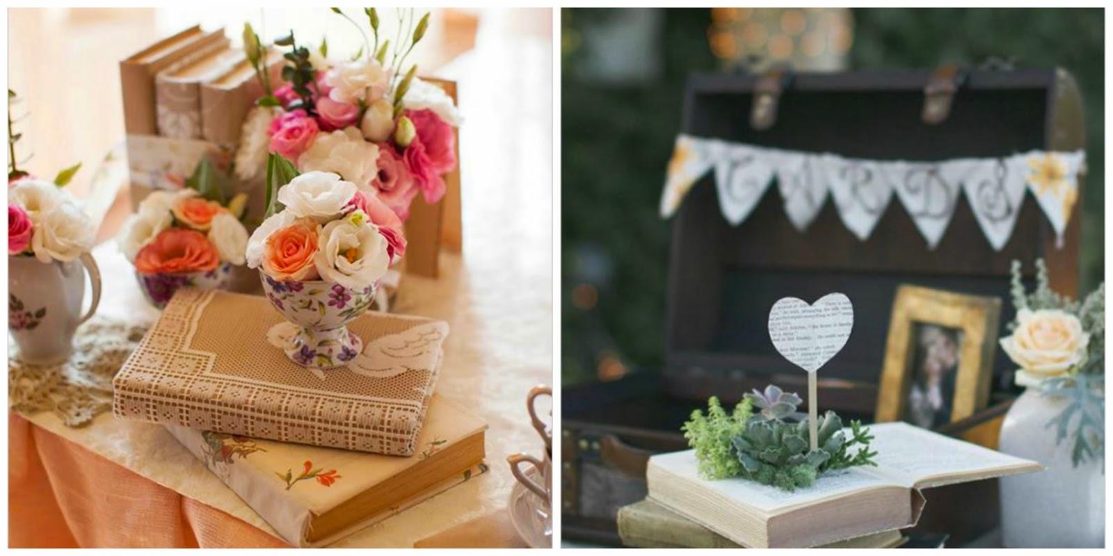 Abril 2014 blog de bodas para novias - Libros para decorar ...