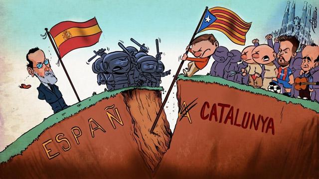 Cataluña: por qué te vas (VIDEO 2/2)