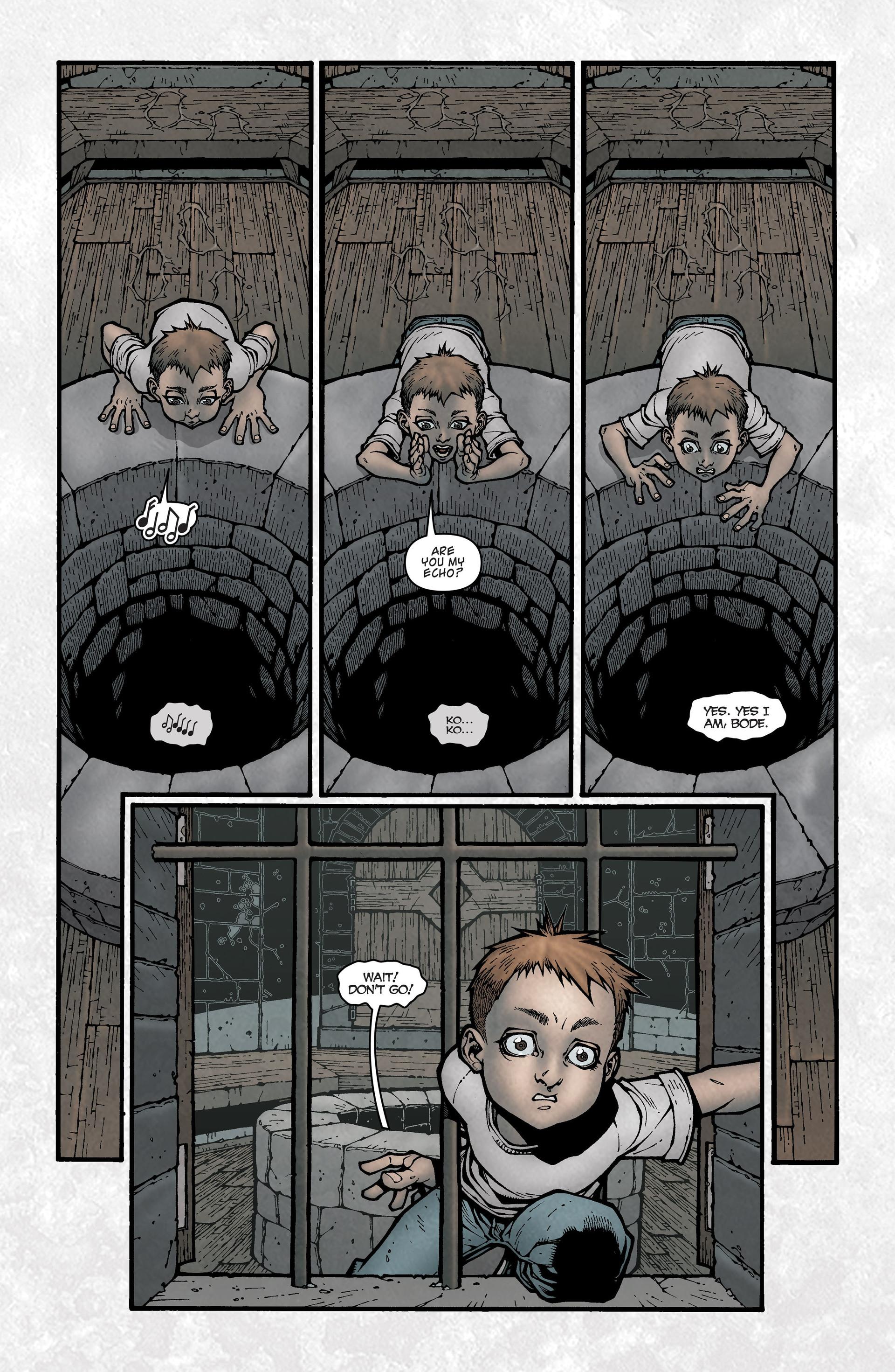 Locke & Key (2008) Issue #2 #2 - English 15