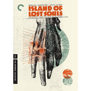 Criterion Island of Lost Souls cover and Amazon Link