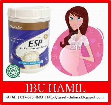ESP untuk ibu hamil