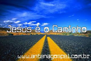 Jesus é o caminho a verdade e a vida ninguém vai ao Pai a não ser por Ele .