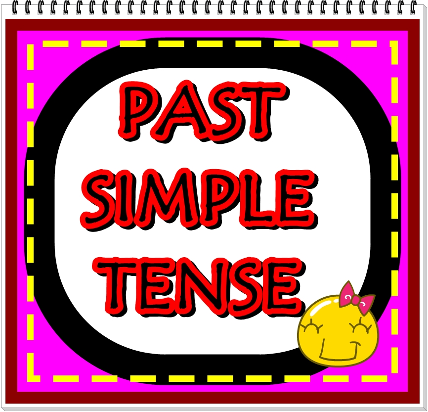 SIMPLE PAST TENSE | Let's study English!