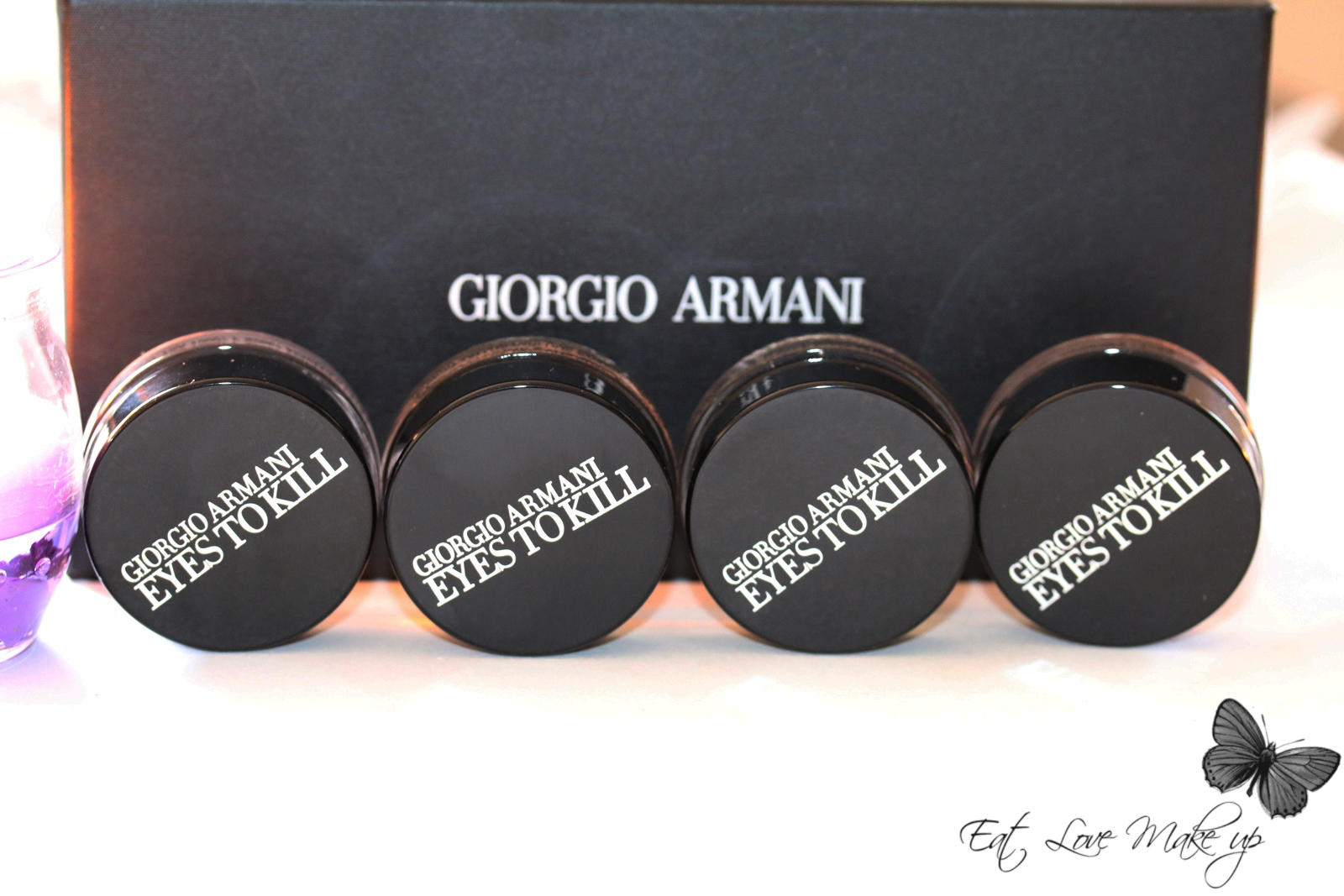 Giorgio Armani Eyes To Kill