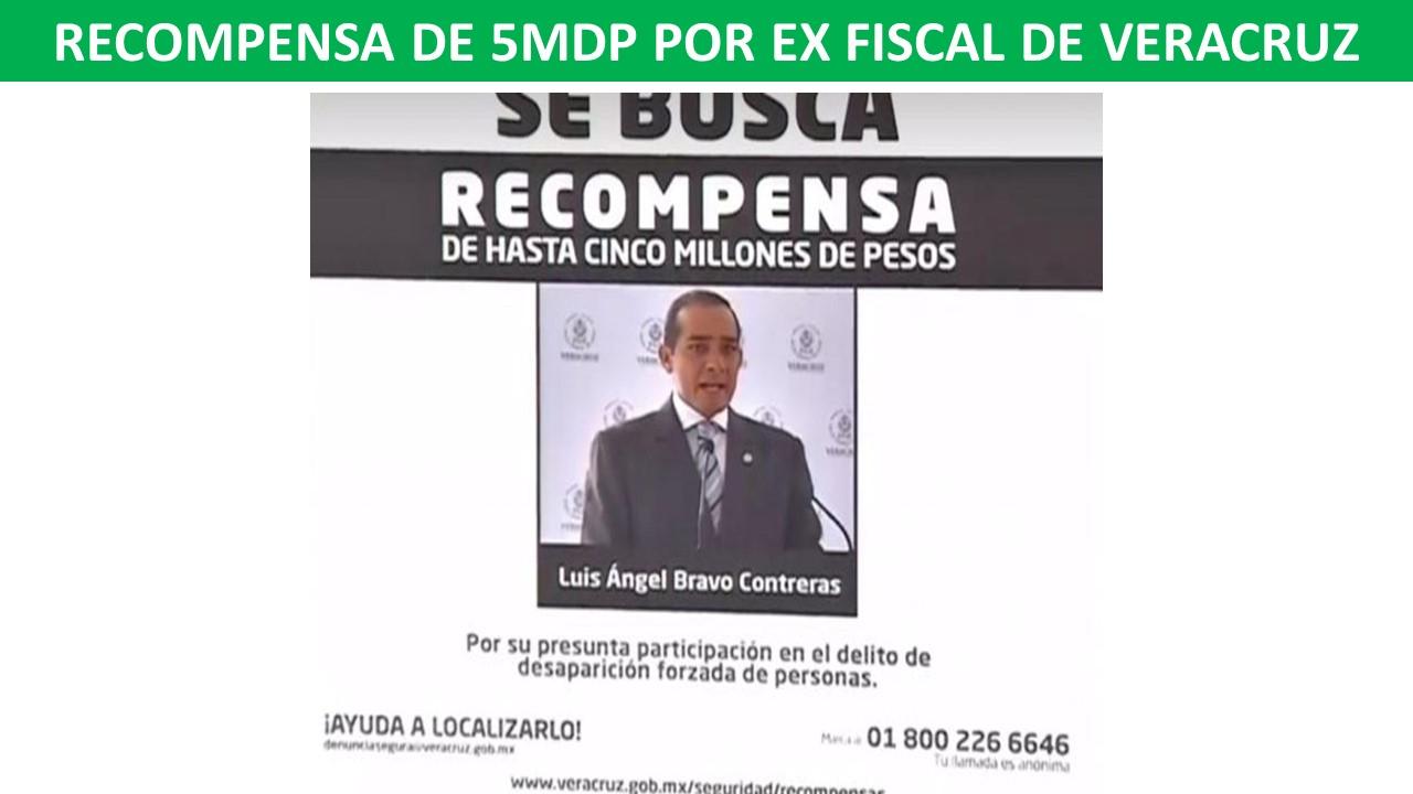 5MDP POR EX FISCAL DE VERACRUZ