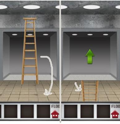 100 Floors Level 5