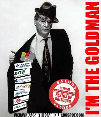 Goldman Sachs promiscuidade interesses